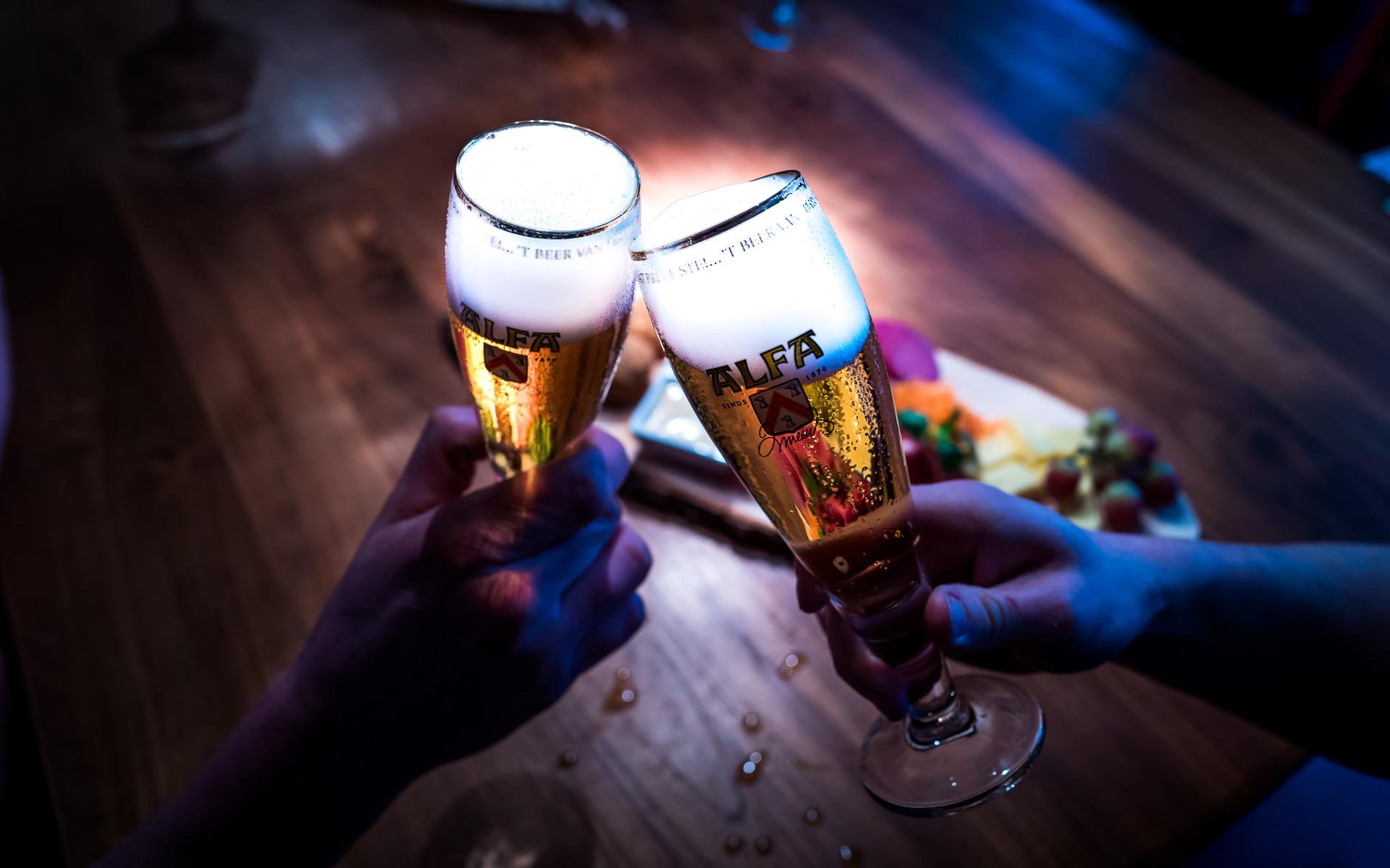 De bierkaart