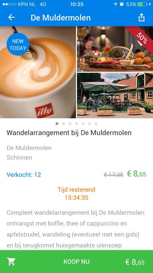De Muldermolen & Social Deal