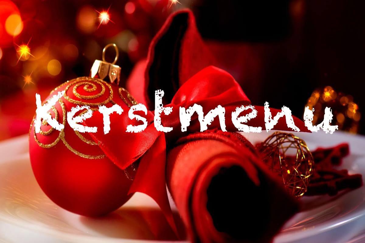 Kerstmenu Tweede Kerstdag
